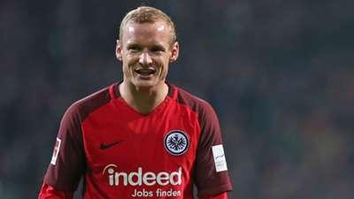 Sebastian Rode Eintracht Frankfurt 26012019