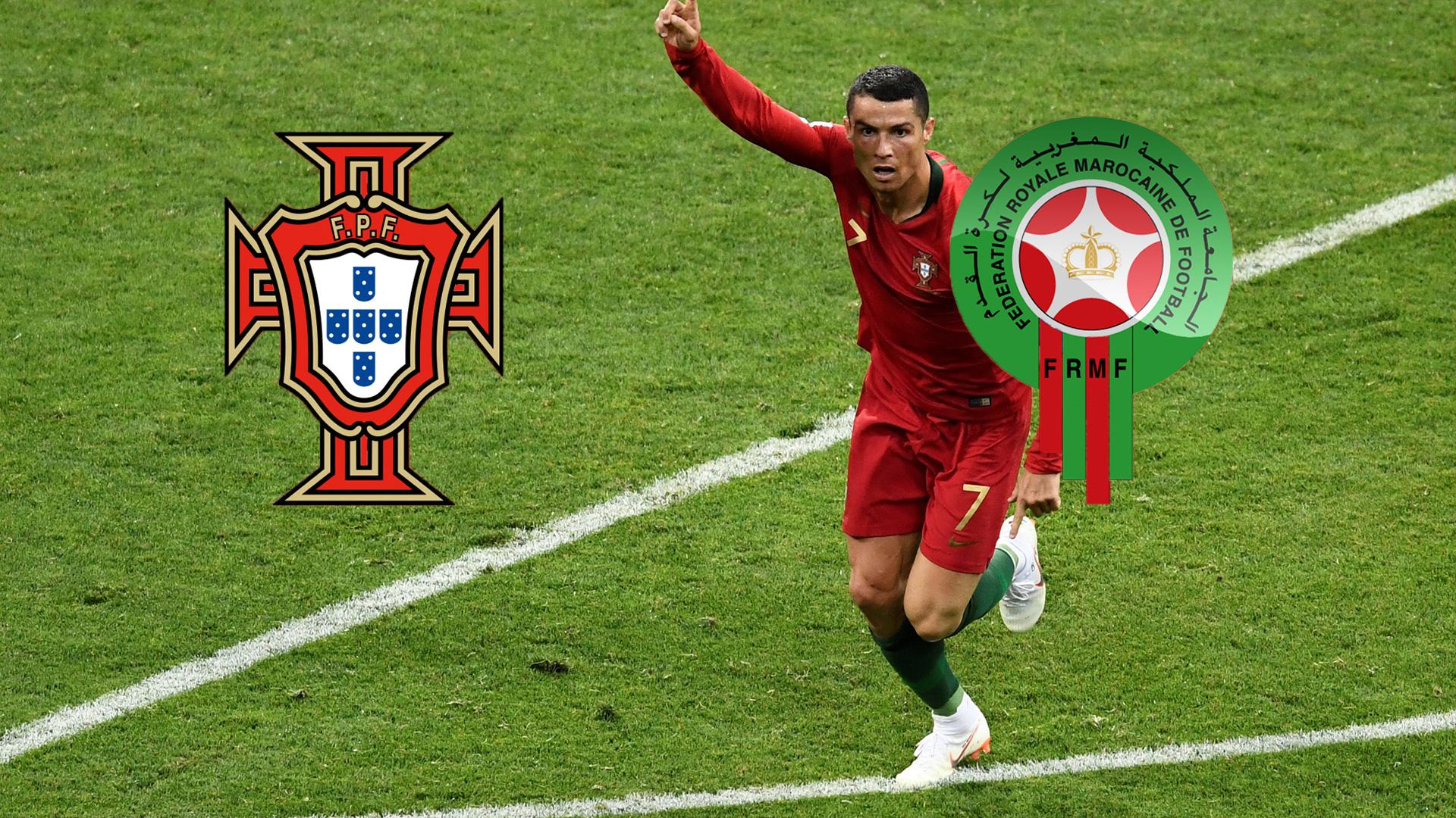Portugal Marokko Wm
