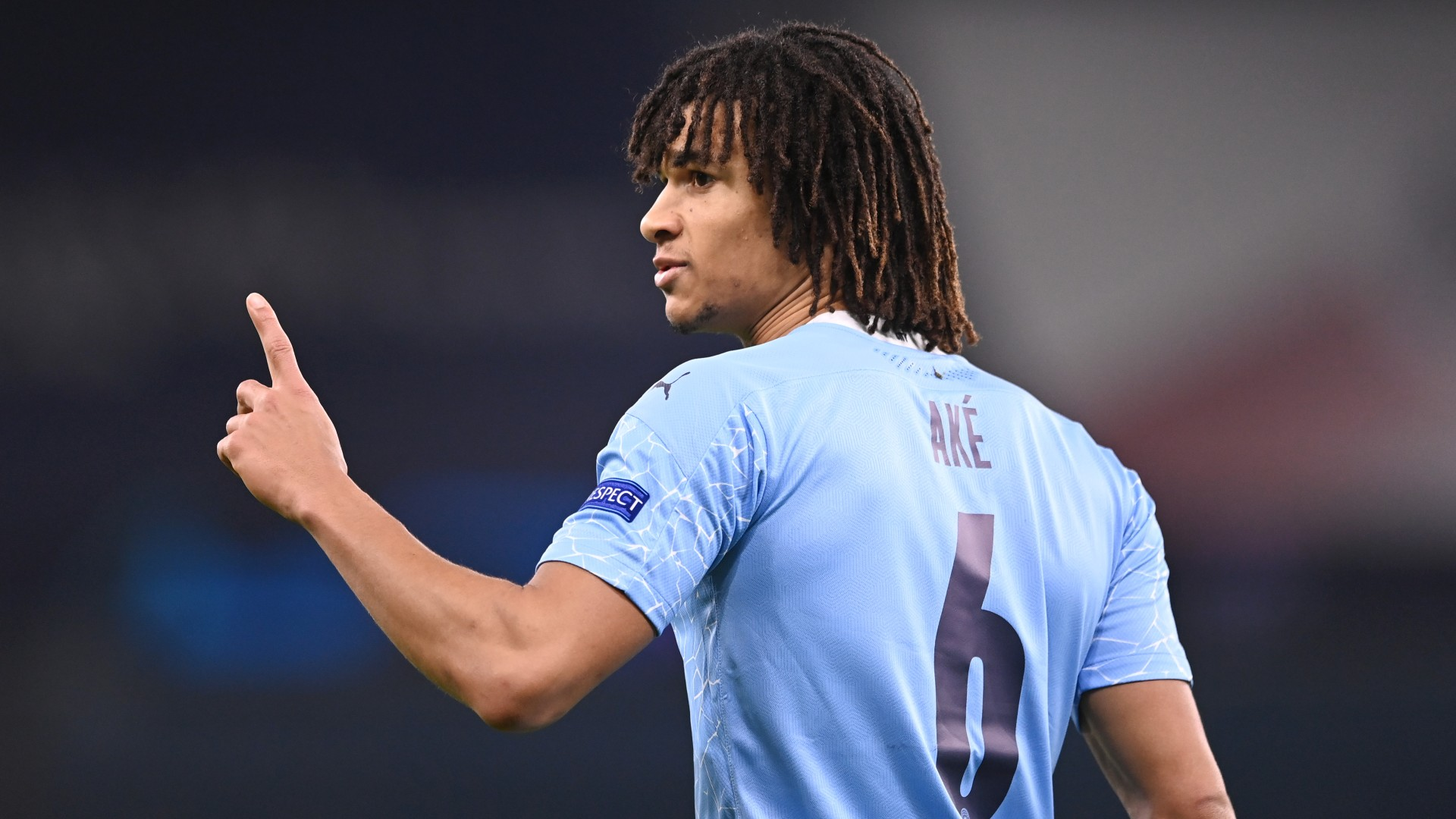 Manchester City star Ake reveals his father died moments after his first Champions League goal