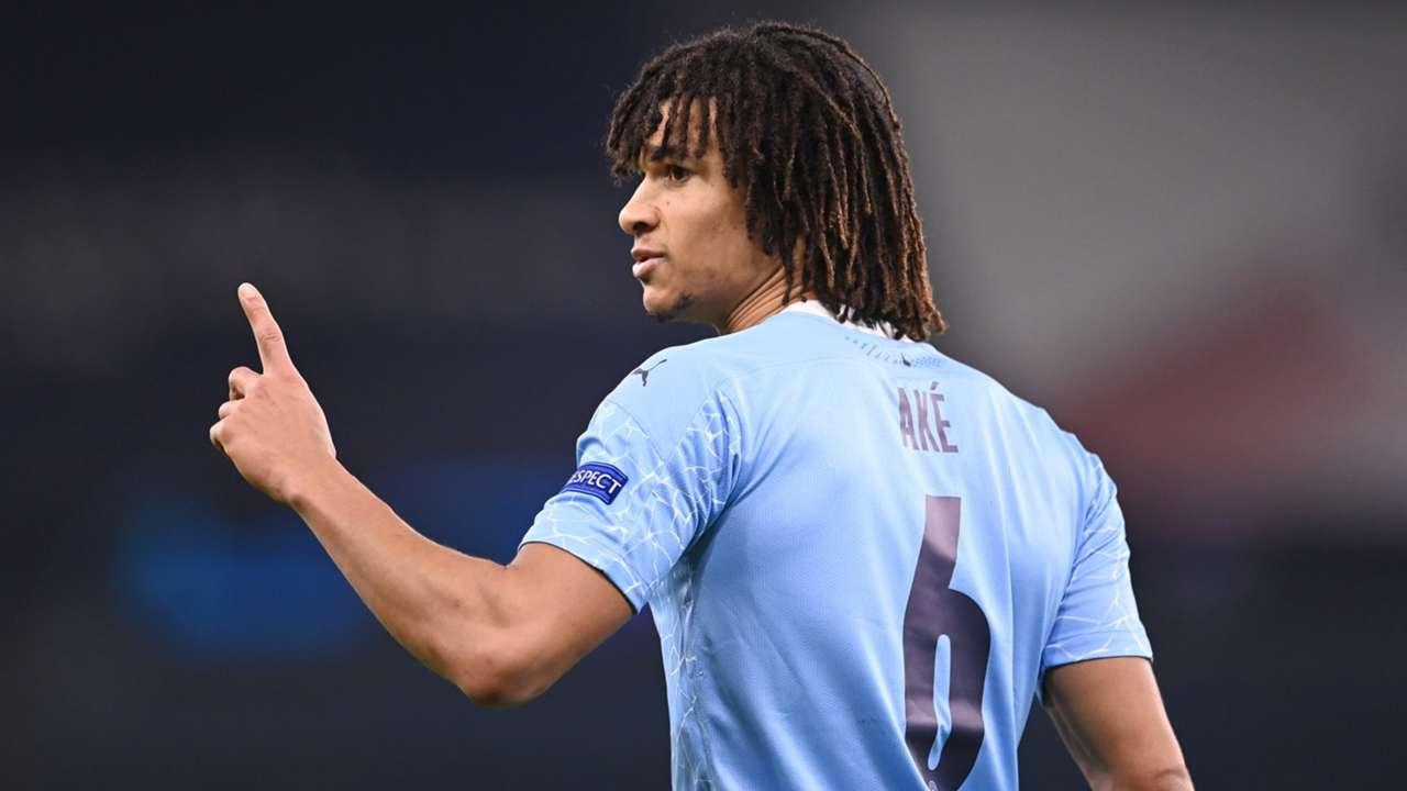 Nathan Ake Manchester City 2020-21