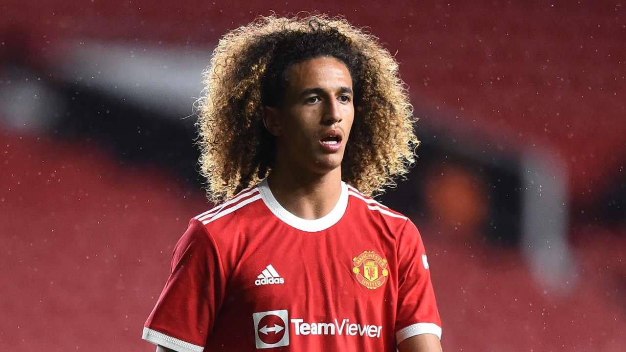 Hannibal Mejbri Manchester United 2021-22