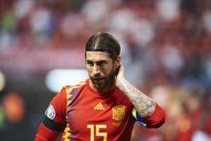 Sergio Ramos España