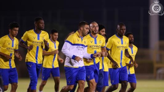 إدارة النصر تُحفز اللاعبين بمكافأة خاصة لتخطي عقبة الرائد   Goal.com