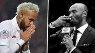 Neymar Kobe tribute