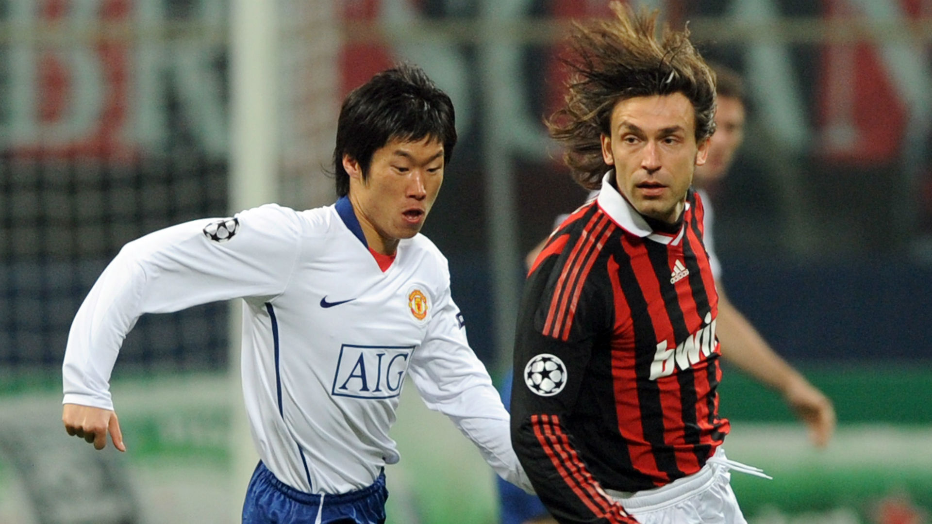 Berita Manchester United AC Milan Park Ji Sung Kenang