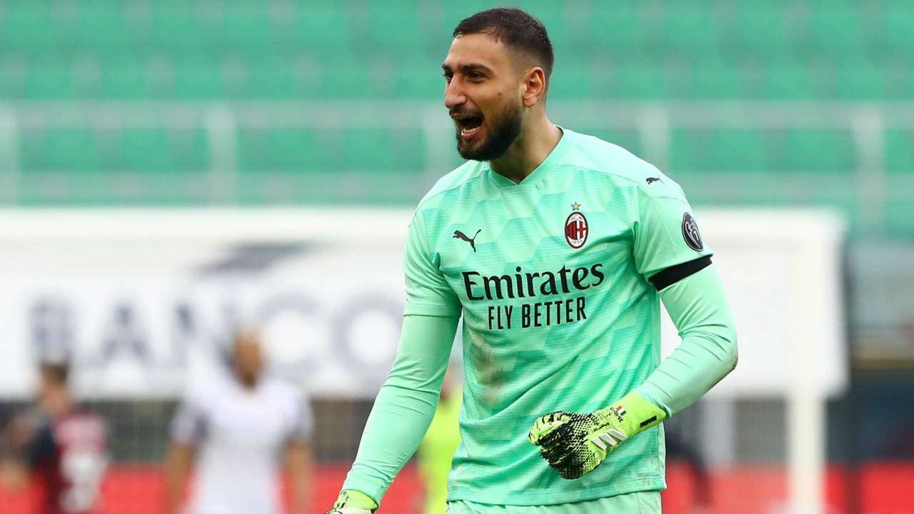 Gianluigi Donnarumma Milan