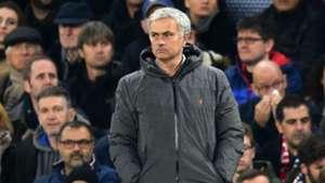 Jose Mourinho, Chelsea v Man Utd, 17/18