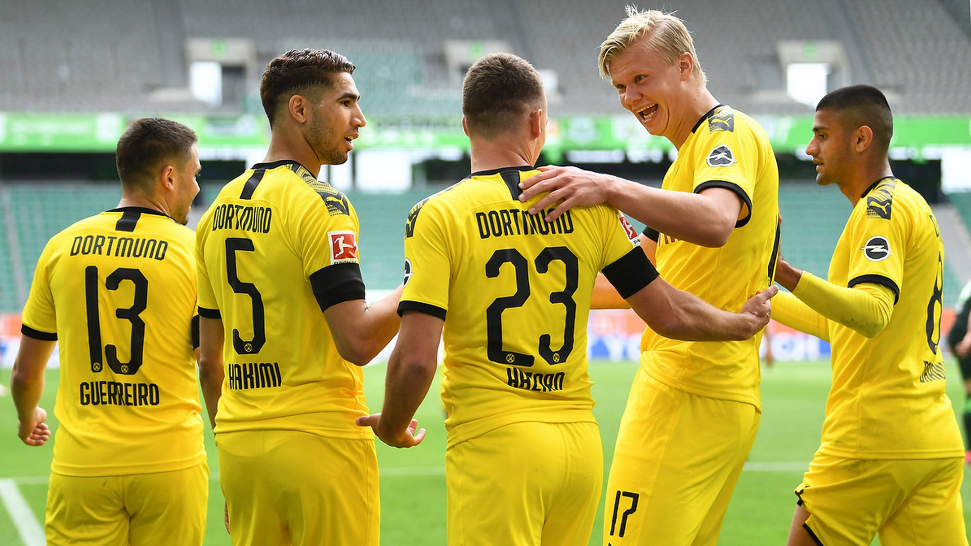 Covid Borussia Dortmund Set For A Virtual Pre season Tour Of Asia Goal com