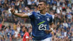 Ludovic Ajorque Strasbourg Montpellier Ligue 1 29092019