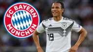 Leroy Sane Bayern Munich Composite