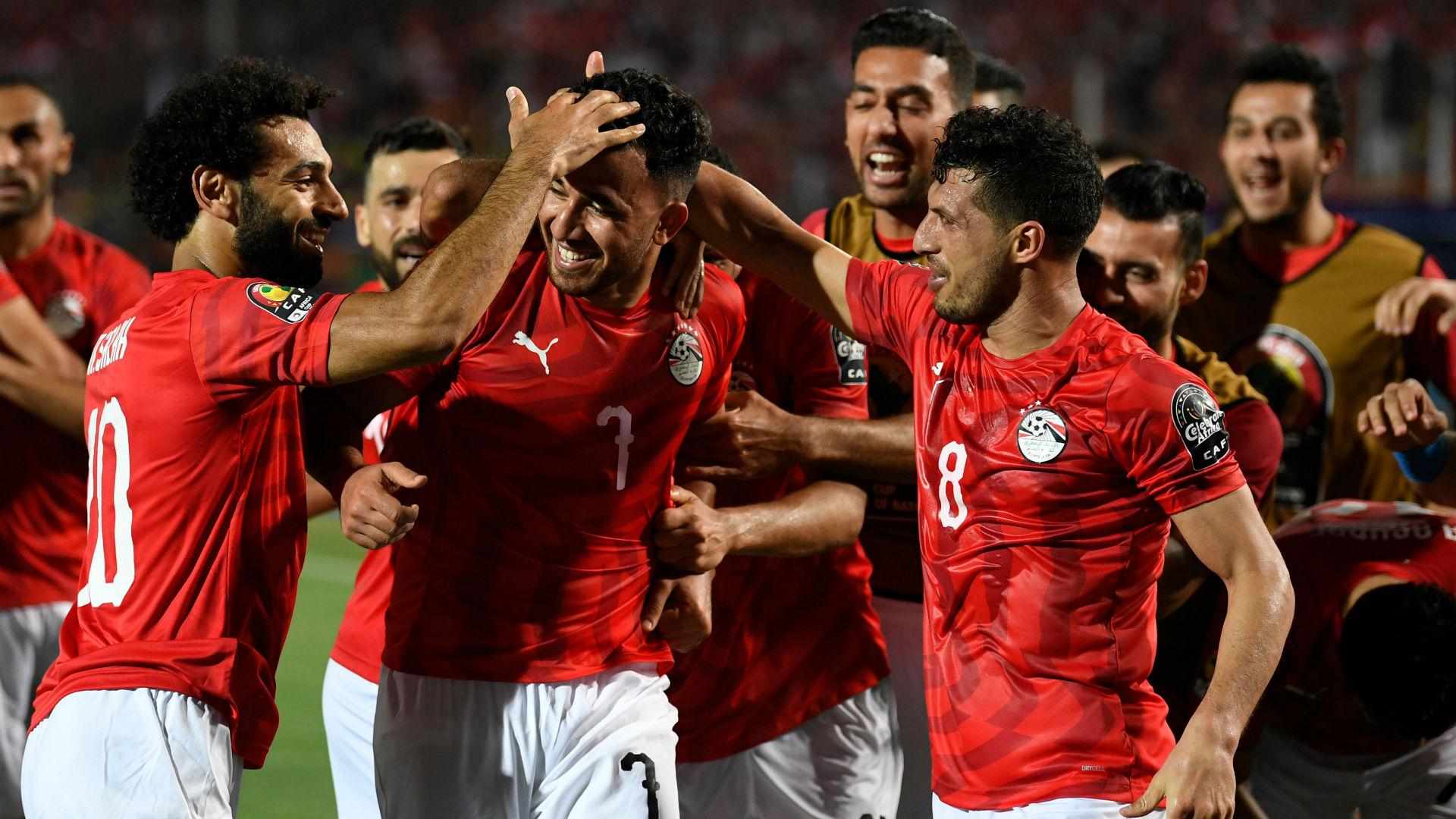 Mahmoud Hassan Trezeguet Mohamed Salah Egypt Afcon 22062019