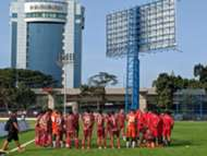 Latihan Perdana Persija Jakarta 2019