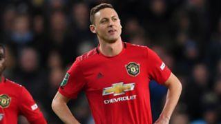 Nemanja Matic Manchester United 2019-20