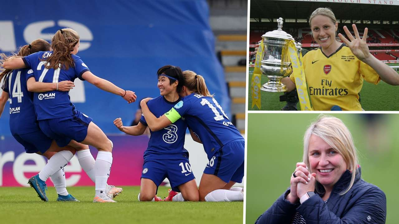 Chelsea Women Emma Hayes Arsenal split