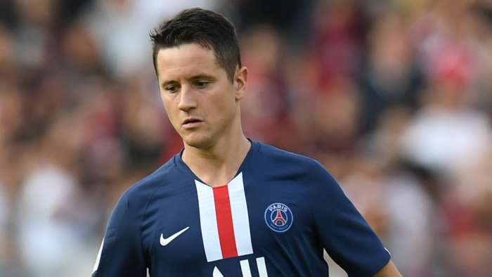 Ander Herrera PSG Paris Saint-Germain 2019-20