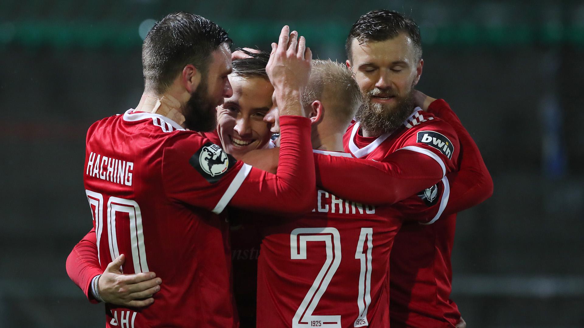 3 Liga 1 Fc Kaiserslautern Vs Unterhaching Heute Live Im