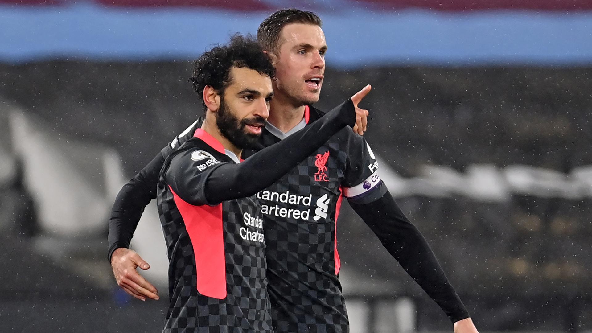 L'incroyable stat de Mohamed Salah avec les Reds — Liverpool