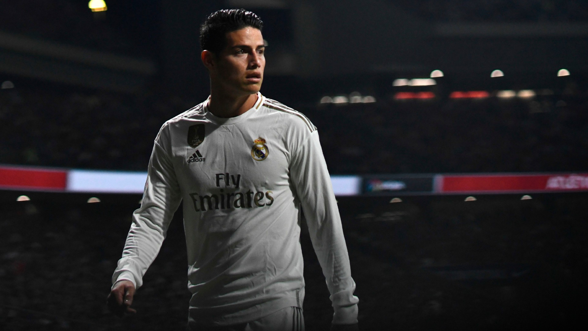 Real Madrid, James a encore la cote