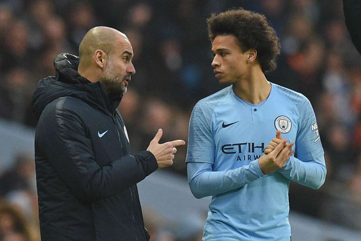 Benchwarmer Sane may have to escape Pep to save career | Goal.com