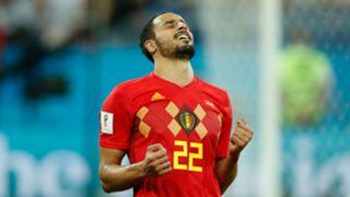 Nacer Chadli Belgium World Cup