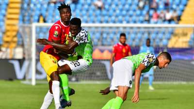 Super Eagles - Nigeria vs. Guinea