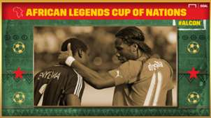 African Legends Cup of Nations: Drogba & Enyeama