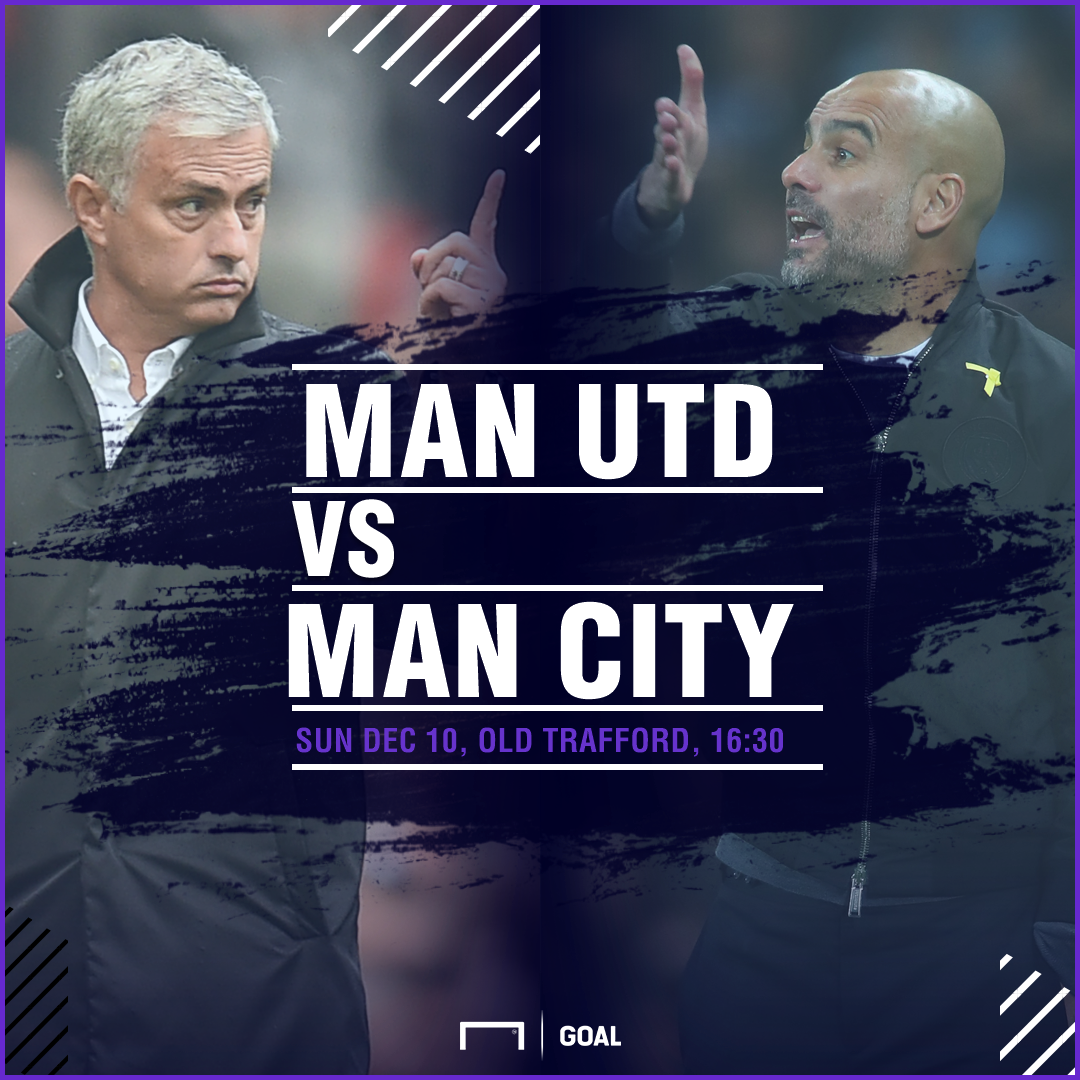 Manchester United Manchester City 101217