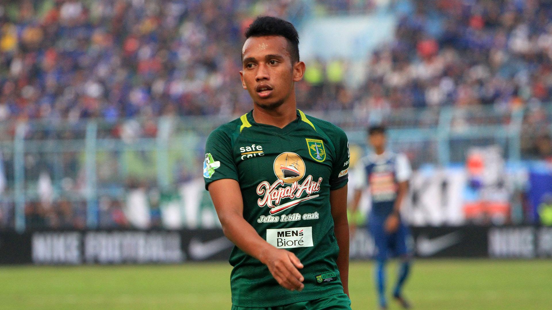Irfan Jaya Tak Remehkan Klub Liga 3 Goalcom