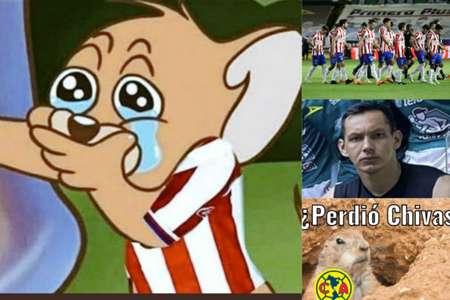 Los mejores memes de la eliminación de Chivas ante León en ...