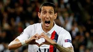 Angel Di Maria PSG Paris Saint-Germain 2019-20