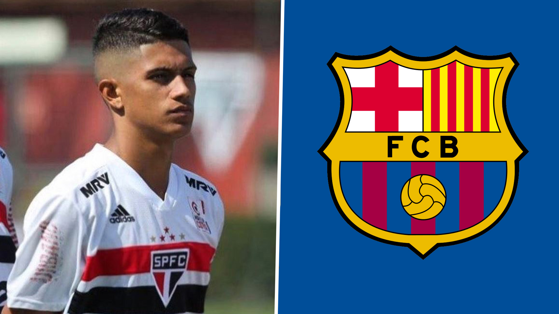 Barca confirm signing of Brazilian youngster Gustavo Maia