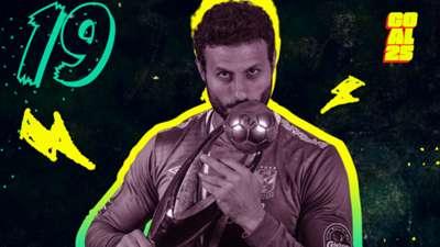 Goal 25 2020 19 Mohamed El-Shenawy Al-Ahly SC Egypt