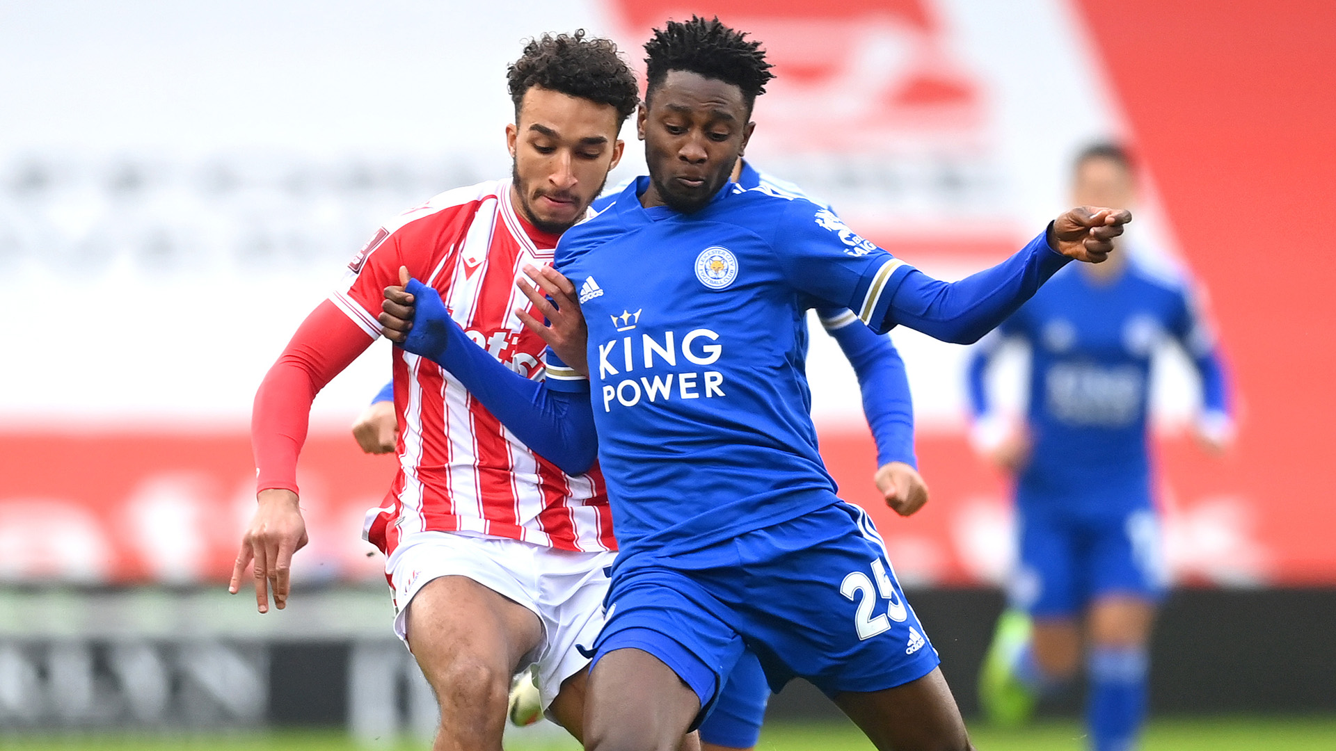 Leicester City boss Rodgers hopes to have Ndidi back against Wolverhampton Wanderers