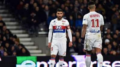 Nabil Fekir Toulouse Lyon Ligue 1 20122017