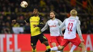 Borussia Dortmund FC Salzburg Michy Batshuayi 08032018