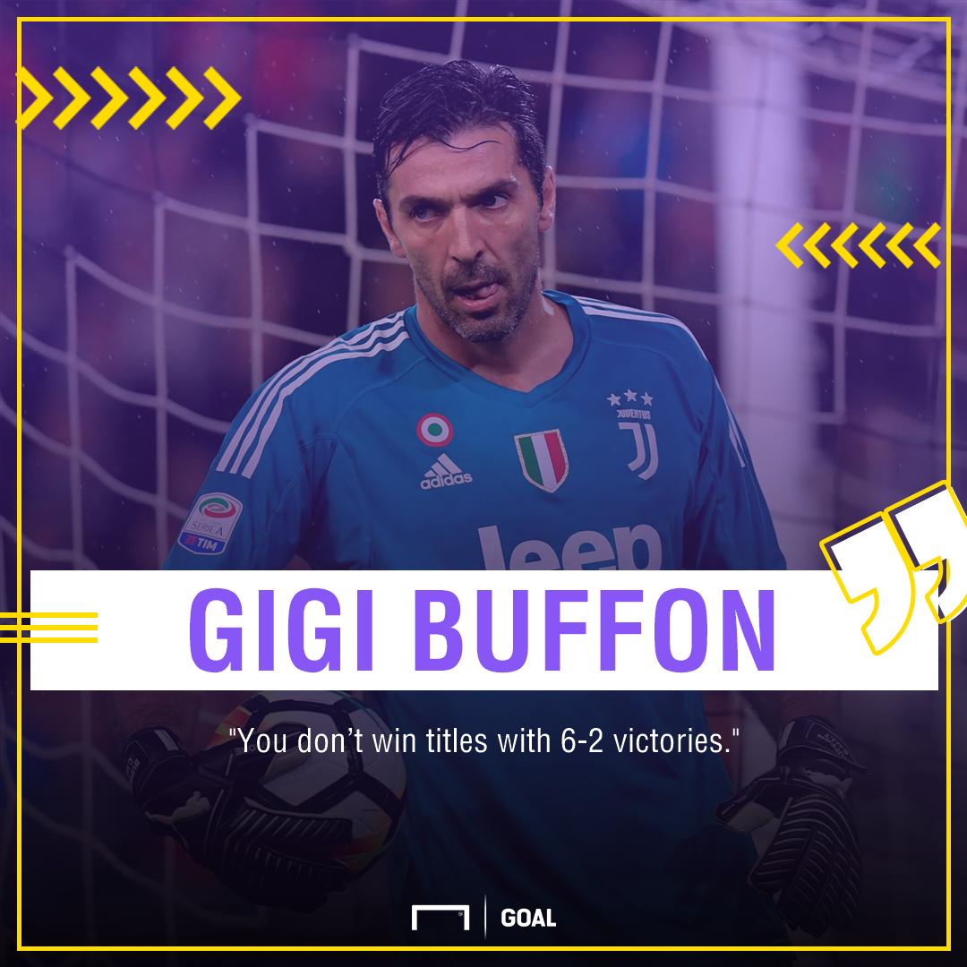 Gigi Buffon Juventus PS
