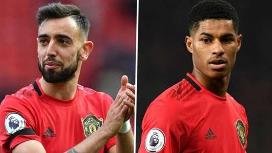 'Rashford is amazing' - Fernandes defends Man Utd star's goalscoring form | Goal.com
