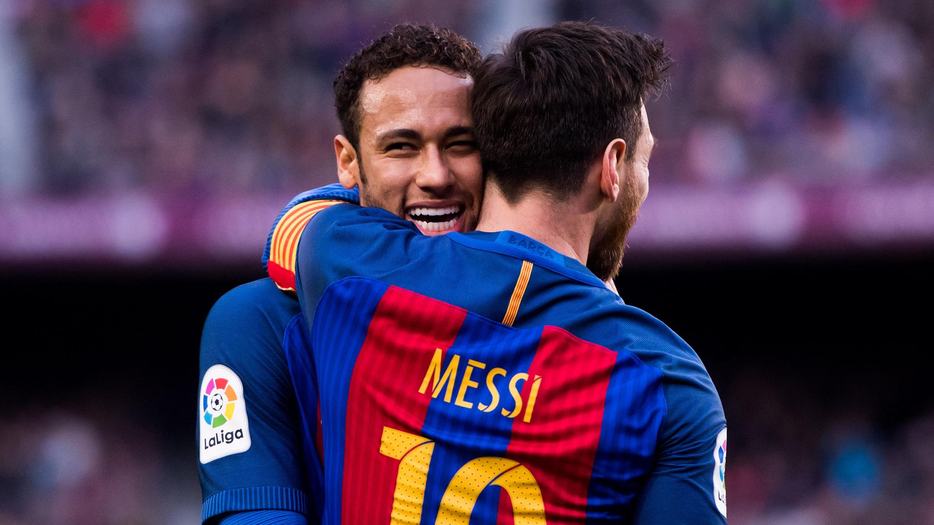 Video: Messi admits Neymar reunion influenced PSG move