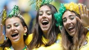 美女サポワールドカップ_ブラジルvsコスタリカ_ブラジル1