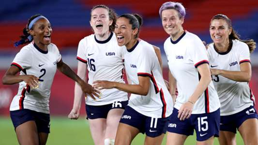 Stick with surprise stars or recall Rapinoe & Co. - How will the USWNT line up vs Canada?   Goal.com