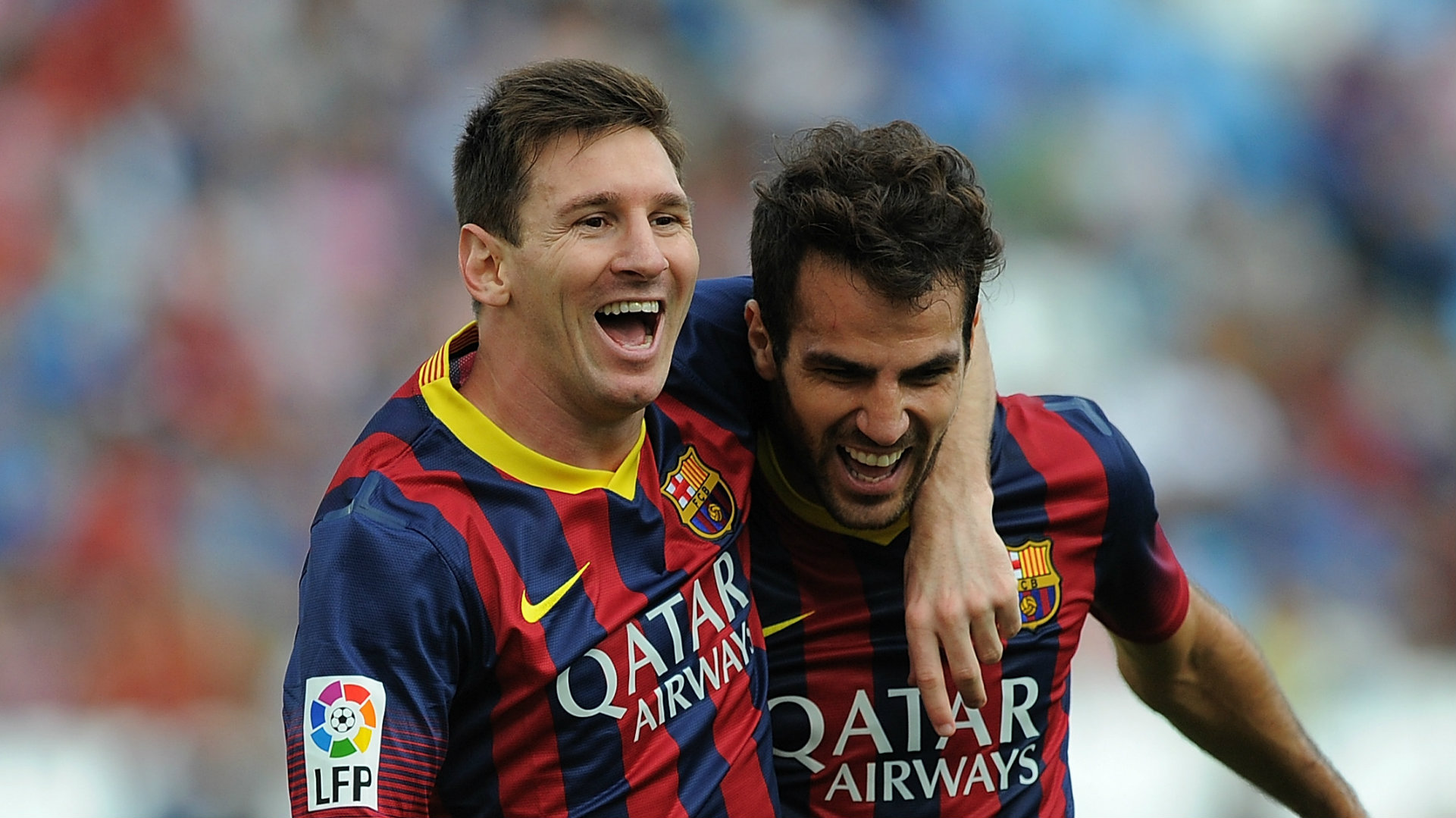 'Messi is the perfect footballer' - Fabregas 'thankful' he was able to play alongside Barca superstar