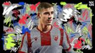 Andrija Radulovic Red Star Belgrade NXGN GFX