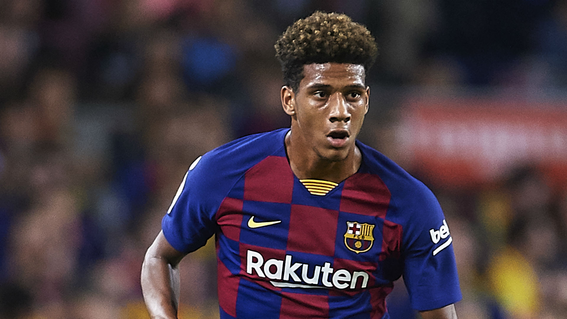 Barcelona defender Todibo joins Schalke on loan with €25m purchase option