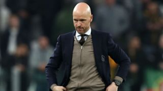 Erik Ten Hag Ajax Juventus Champions League 2019