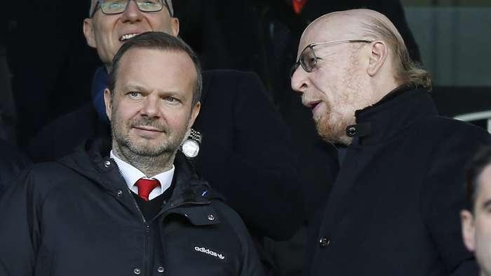 Ed Woodward Avram Glazer Manchester United