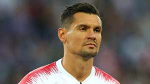 Dejan Lovren Croatia 2018 World Cup