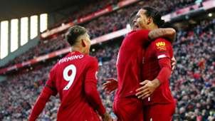 Liverpool Virgil van Dijk Brighton 30112019