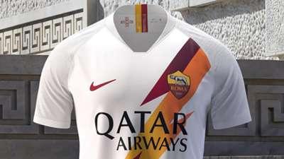 Roma away kit 2019-20