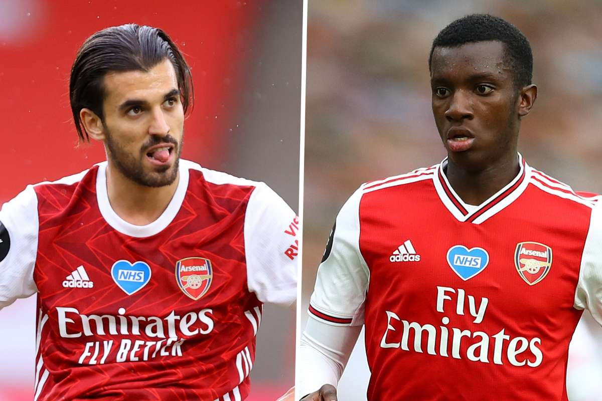 Arsenal Pemain