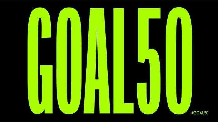 Goal 50